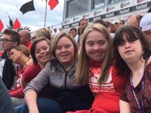Sara and friends